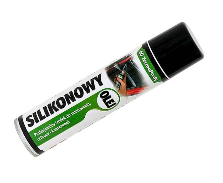 Olej silikonowy spray 300ml
