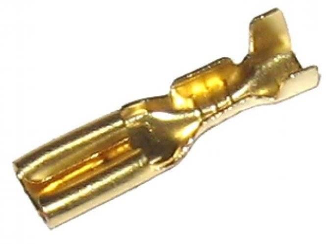Konektor 1390 2,8mm żeński mały