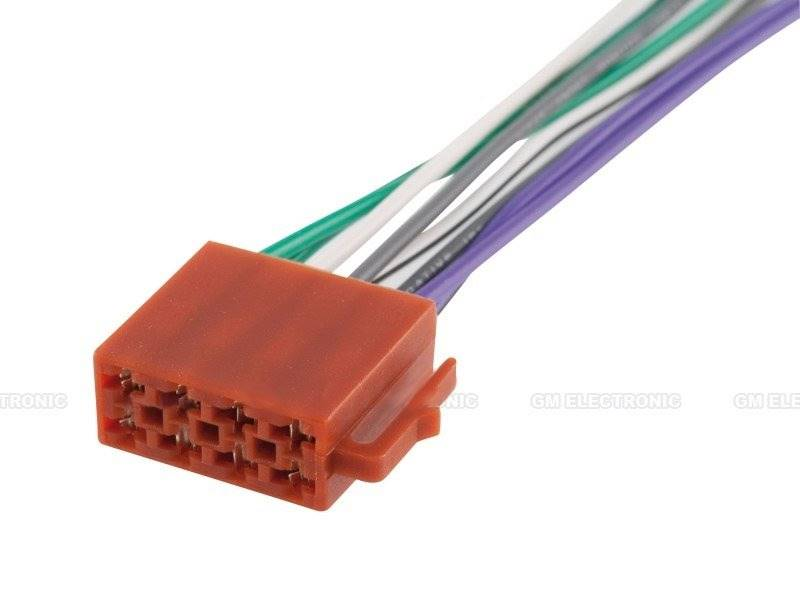 Kabel ISO552055 głośniki