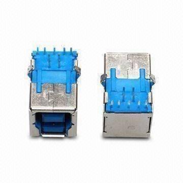 Gniazdo USB 3.0 typ B do druku drukarkowe