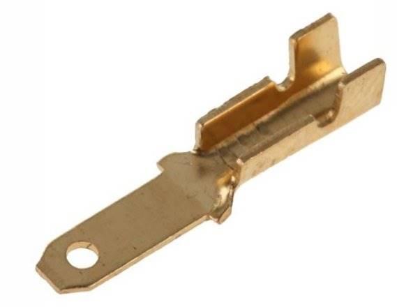 Konektor 1418 2,8mm  męski mały