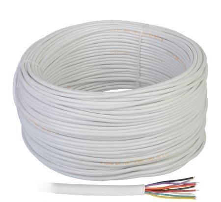 Kabel telefoniczny/alarmowy YTDY 10x0,5
