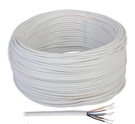 Kabel telefoniczny/alarmowy YTDY 8x0,5