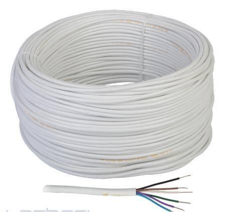 Kabel telefoniczny/alarmowy YTDY 6x0,5
