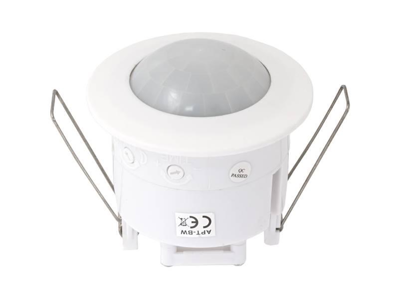 Czujnik ruchu sufitowy 360 biały