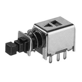 Przełącznik Isostat  podwójny monostabilny PCB