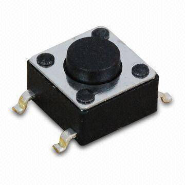 Tact  switch SMD 6x6 h=4,3mm