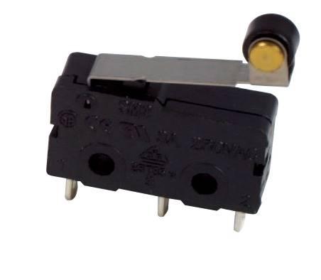 Wyłącznik krańcowy mini WK625