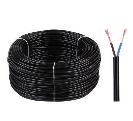 Kabel elektryczny OMY 2x0,75 okrągły
