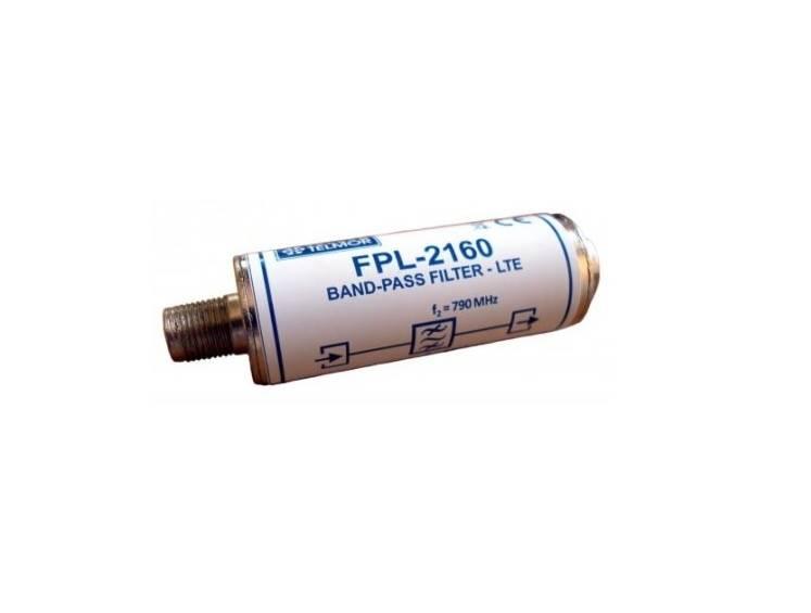 Filtr pasmowy FPL2160 Telmor