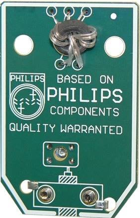 Wzmacniacz antenowy PHILIPS