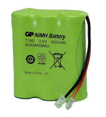 Akumulator do telefon bezprzewodowego 3,6V 600mAh