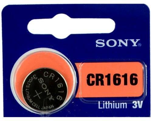 Bateria CR1616 Sony