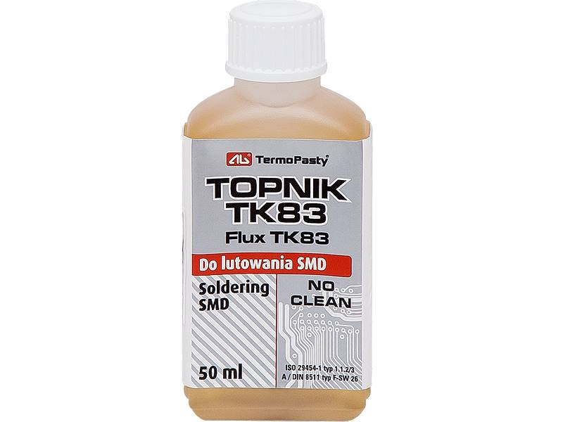 Topnik TK83 w płynie 50ml
