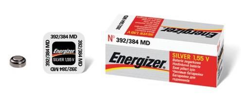 Bateria srebrowa 392 - 384 SR41/SR736W Energizer