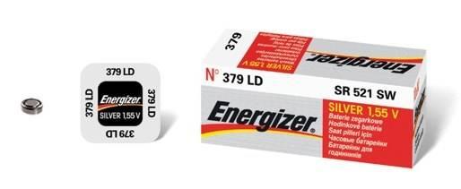 Bateria srebrowa 379  SR521 Energizer