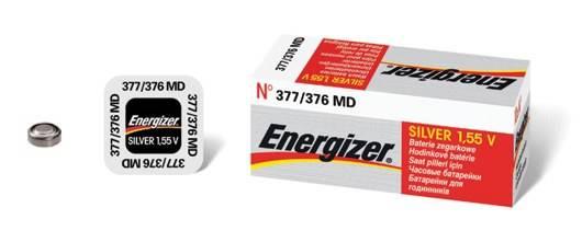 Bateria srebrowa 377/376  SR 626 Energizer