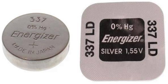 Bateria srebrowa 337 - 512 SR416SW  Energizer