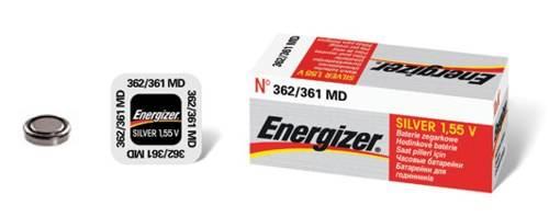 Bateria srebrowa 362 - 361  SR 416 Energizer