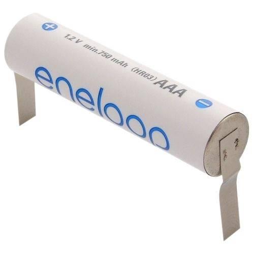Akumulator R03 z blaszkami 950mAh everActive