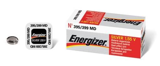 Bateria srebrowe 395 -399 SR57 SR927W  Energizer