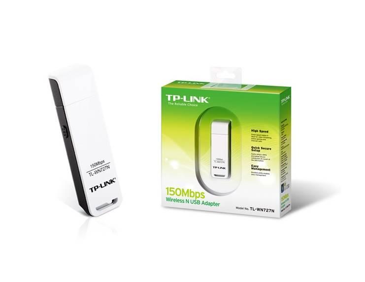 Karta Wi-Fi USB 150Mbps TP-Link TL-WN727N