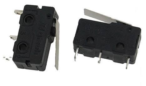Wyłącznik krańcowy mini WK601