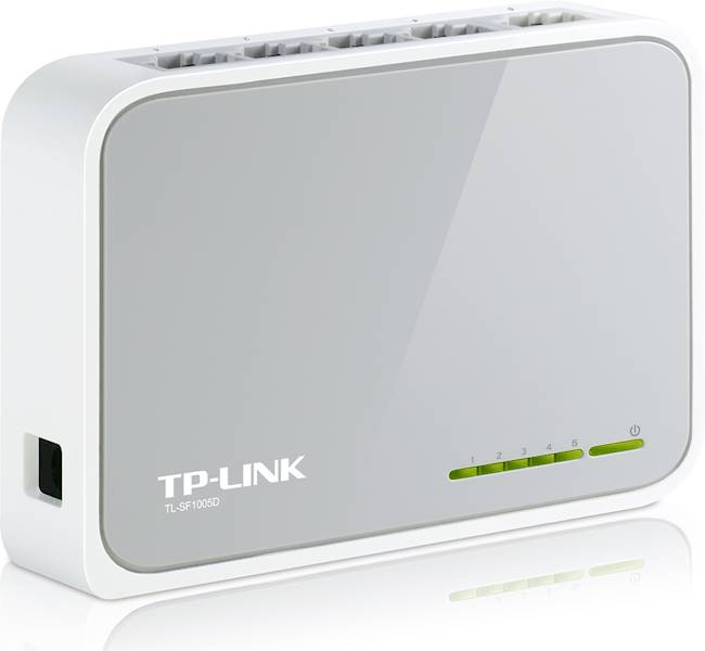 TP-Link TL-SF1005D switch 5xFE