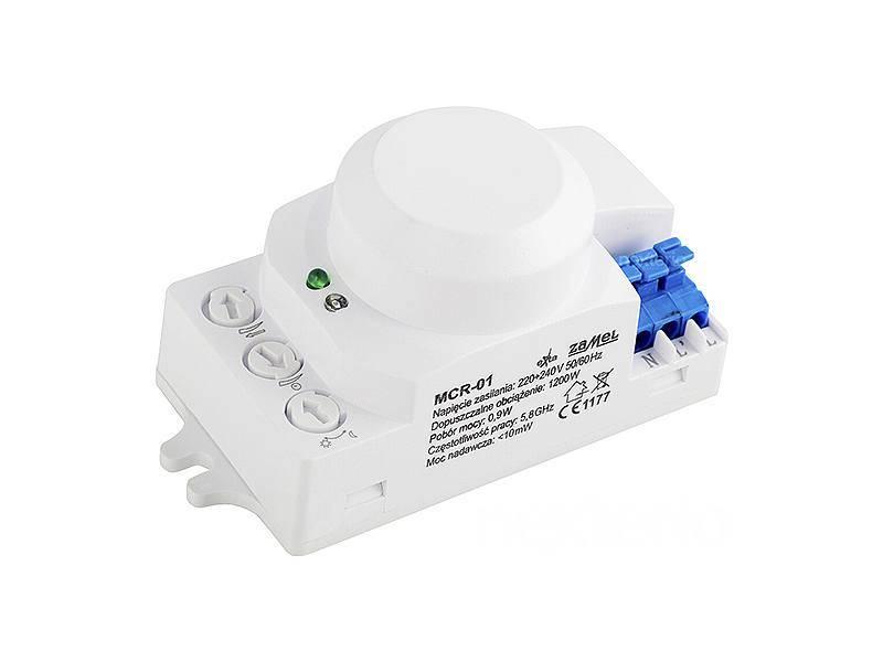 Mikrofalowy czujnik ruchu MCR-01