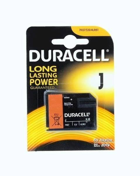 Bateria 539 DURACELL