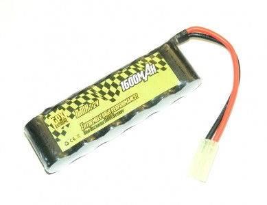 Akumulator 1600mAh 7,2V NiMH GPX