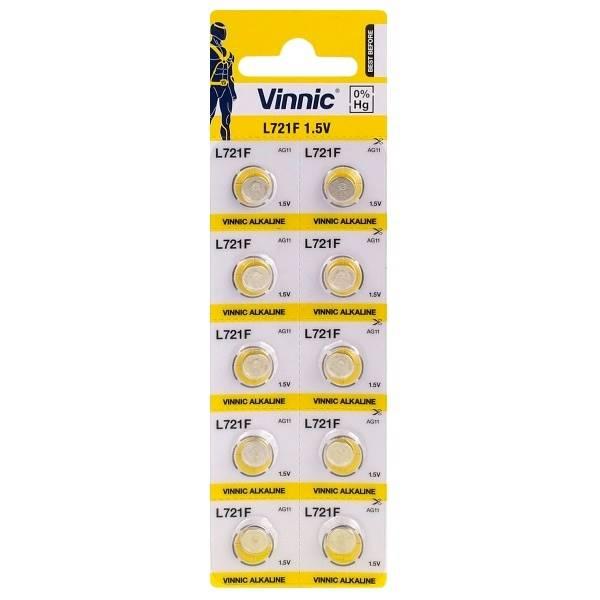 Bateria G11 LR721 VINNIC