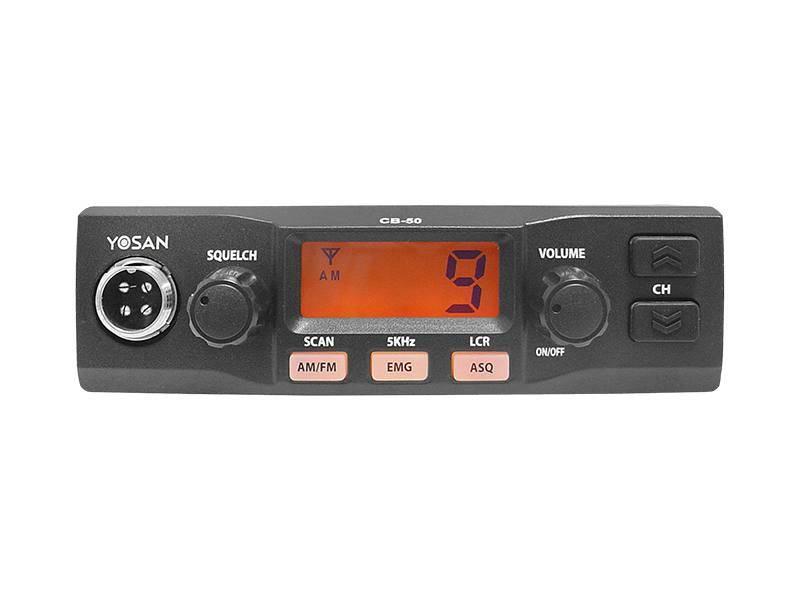 Radio CB YOSAN CB-50
