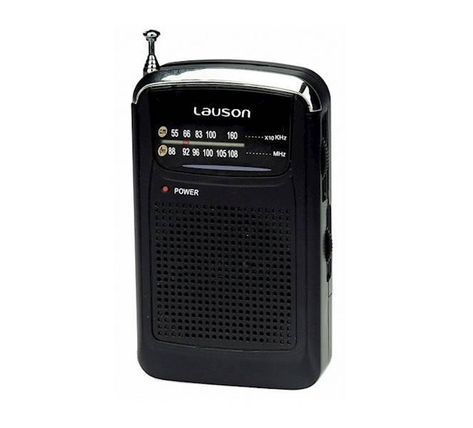 Radio Lauson RA14 analogowe AM/FM kieszonkowe