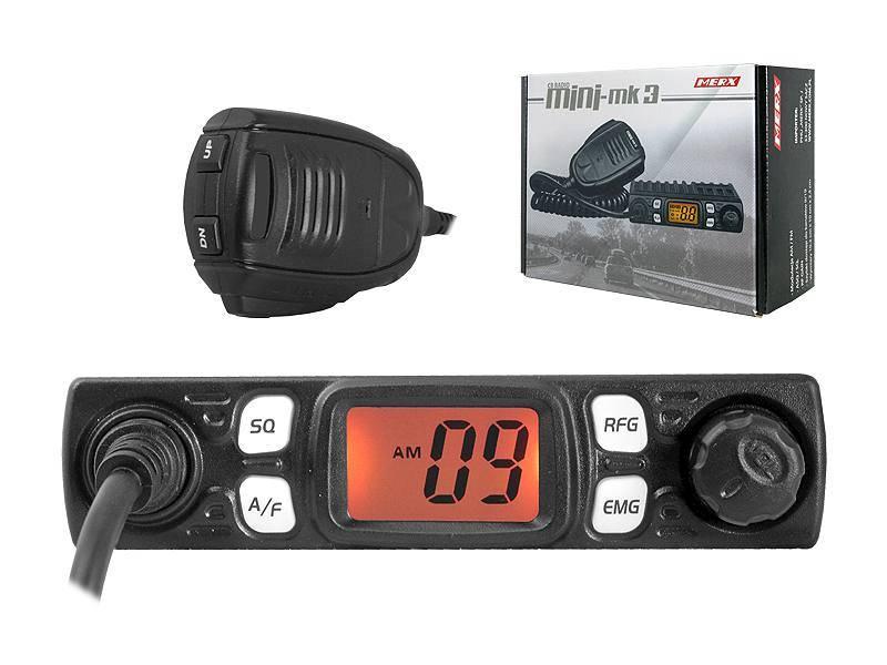 Radio CB MK3 mini