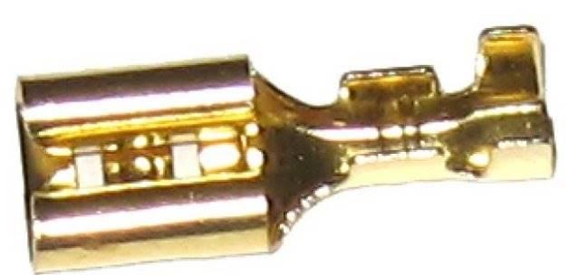 Konektor 1391 4,7mm żeński średni