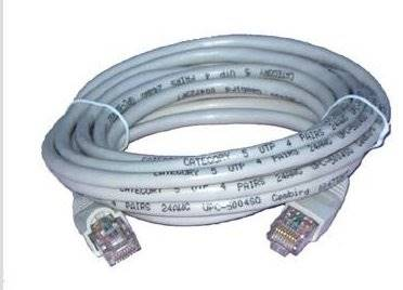 Kabel sieciowy UTP RJ45 kategori 5E 25m