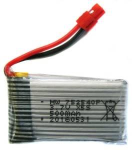Akumulator 3.7V 600mAh LiPo X5HC/X5HW