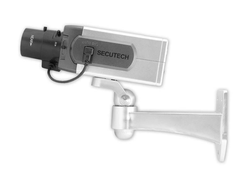 Atrapa kamery z sensorem ruchu
