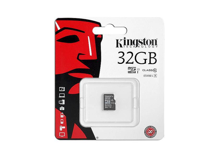 Karta micro SDHC Kingston 32 GB C10