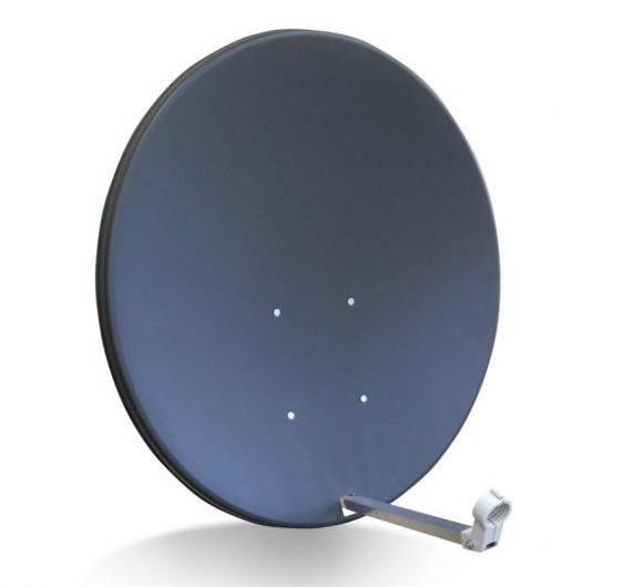 Czasza antenowa satelitarna COR-900SAE-C grafit
