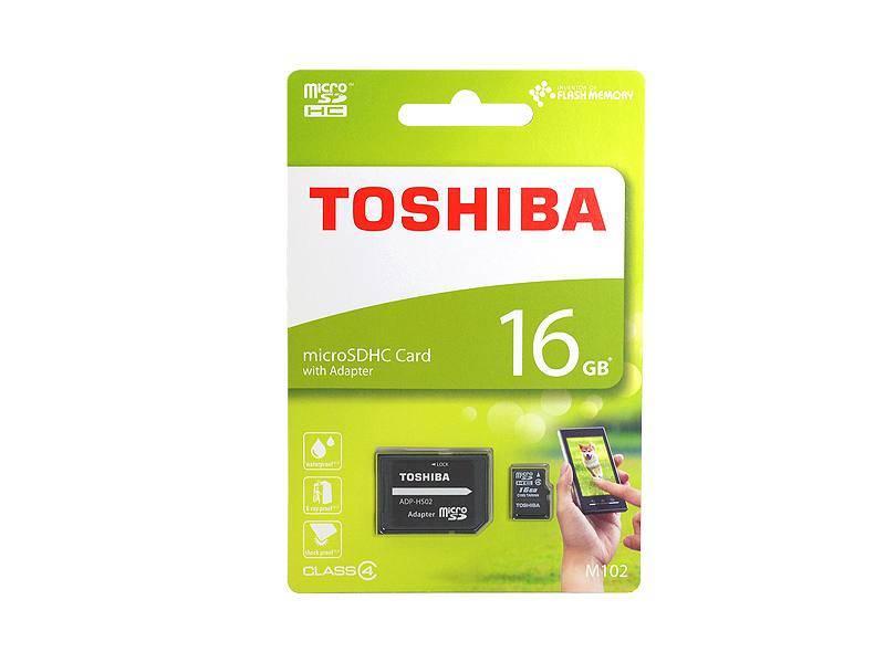 Karta micro SD SDHC 16GB