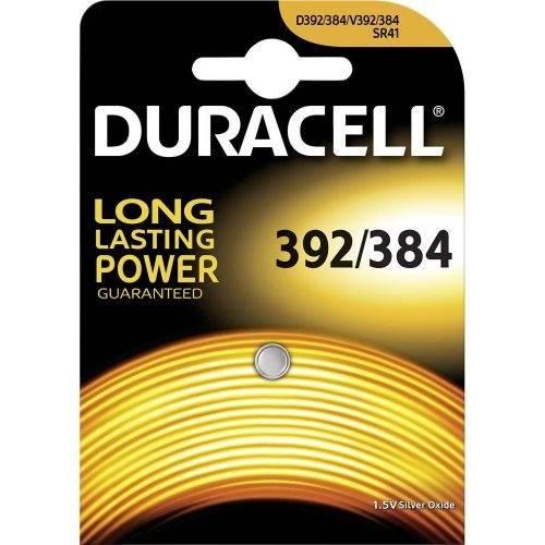 Bateria srebrowa 392-384   SR41/SR736W  DURACELL