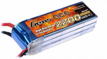 Akumulator 2200mAh 11.1V LiPo Gens Ace