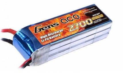Akumulator 2700mAh 11.1V LiPo Gens Ace