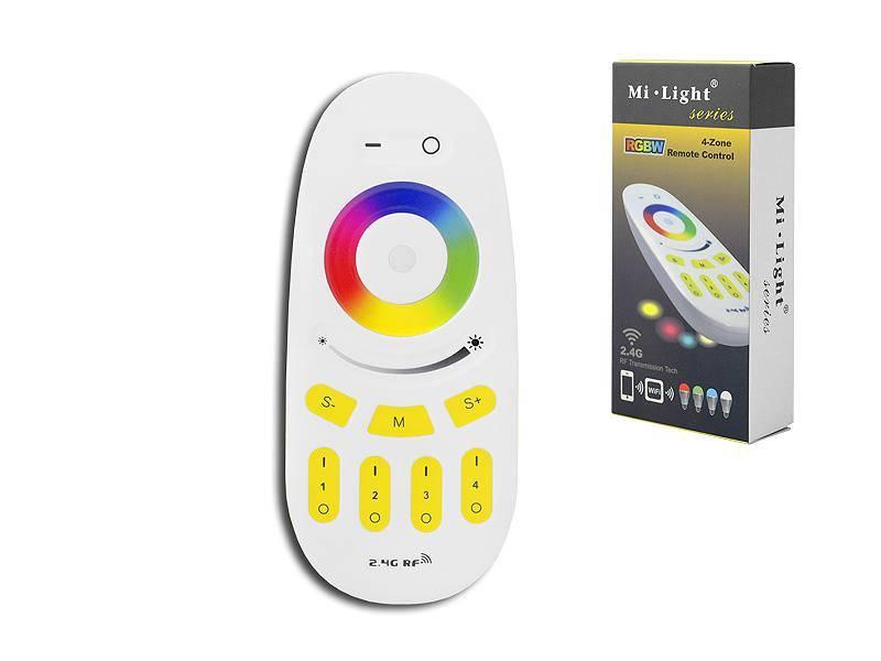 Sterownik RGB+W Mi-Light PILOT 4-strefowy