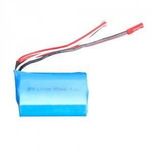 Akumulator 7.4V 850mAh  Li-Po - X6-09