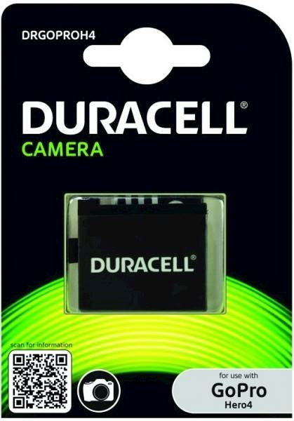 Akumulator Duracell do GoPro Hero4