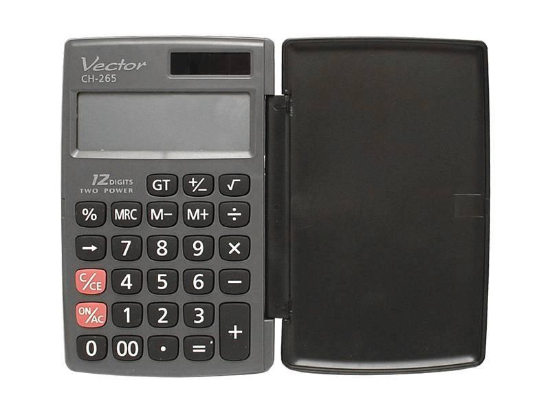 Kalkulator VECTOR CH-265
