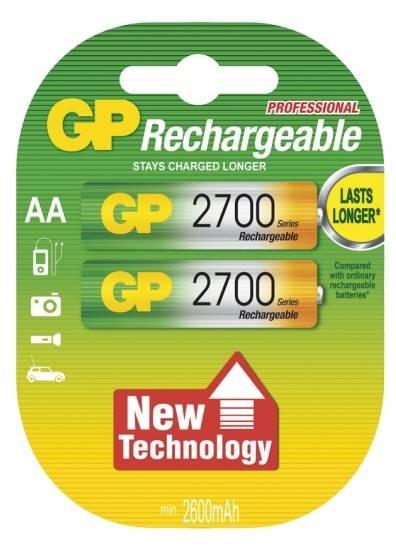 Akumulator R6 2BL GP 2700mAh